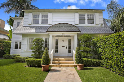 West Palm Beach Single Family Home For Sale: 204 Westminster Road