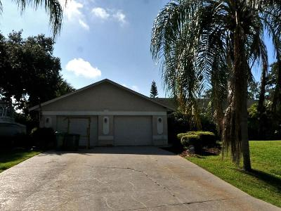 Port Saint Lucie Single Family Home For Sale: 2237 SW Trapp Terrace