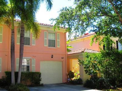 West Palm Beach FL Townhouse For Sale: $268,000