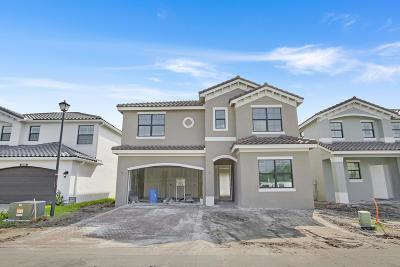 Delray Beach Single Family Home For Sale: 14196 Rock Salt Road