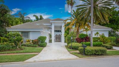 Boca Raton Single Family Home For Sale: 17340 Duneden Court
