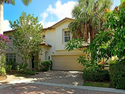 Palm Beach Gardens Single Family Home For Sale: 613 Moondancer Court