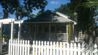 Jupiter Single Family Home For Sale: 504 Pinegrove Avenue