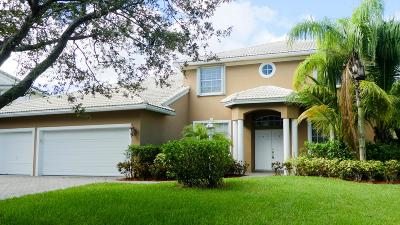Jupiter Single Family Home For Sale: 572 E Cocoplum Drive E