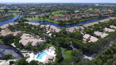 Jupiter Condo For Sale: 3940 Back Bay Drive #140