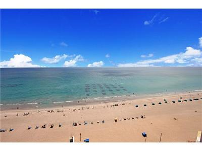 Phoenix Towers Rental For Rent: 2800 Ocean Drive #A-24-D