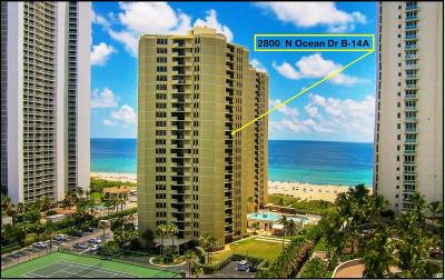 Phoenix Towers Rental For Rent: 2800 Ocean Drive #B14a