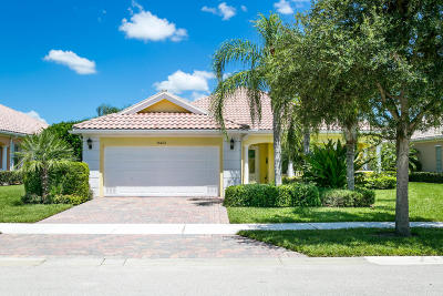 Port Saint Lucie Single Family Home For Sale: 11422 SW Olmstead Drive