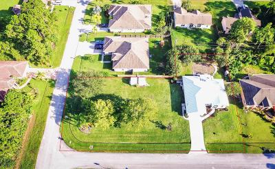 Port Saint Lucie Single Family Home For Sale: 1312 SW Tadlock Avenue