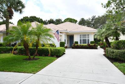 Palm Beach Gardens Single Family Home For Sale: 417 Kelsey Park Drive