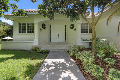 Palm City Single Family Home For Sale: 3201 SW Holly Lane