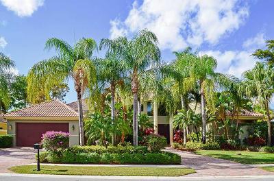Boca Raton Single Family Home For Sale: 7027 Mandarin Drive