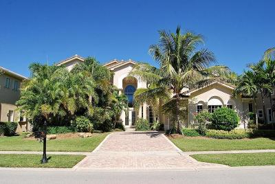 Single Family Home For Sale: 16229 Andalucia Lane