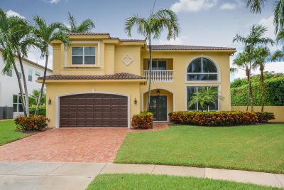 Boca Raton Single Family Home For Sale: 1625 SW 4th Avenue
