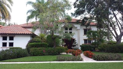 West Palm Beach Single Family Home For Sale: 6123 Wildcat Run