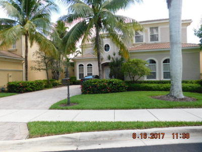 Palm Beach Gardens Single Family Home For Sale: 104 Tranquilla Drive