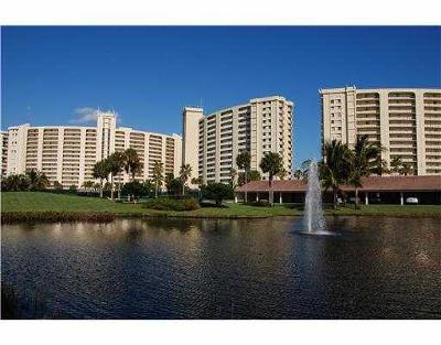 Jupiter Condo For Sale: 100 Ocean Trail Way #110