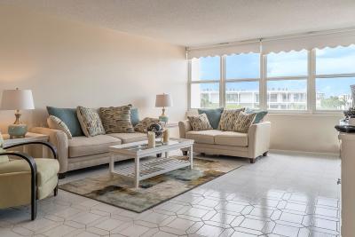Harbour House Condo For Sale: 2295 S Ocean Boulevard #420