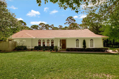 Jupiter Single Family Home For Sale: 17646 118th Trail
