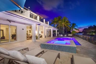 Ocean Ridge Single Family Home For Sale: 124 Marlin Drive