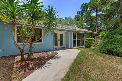 Palm Beach Gardens Single Family Home Contingent: 8309 150th Court