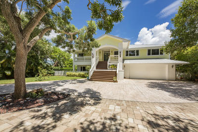 Palm City Single Family Home Contingent: 3081 SW Harbour Bluff Place