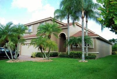 Boca Raton Single Family Home For Sale: 11183 Sea Grass Circle