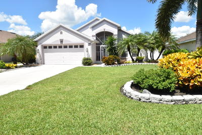 Jensen Beach Single Family Home For Sale: 860 NW Waterlily Place
