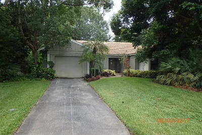 Palm City Single Family Home For Sale: 4665 SW Lorne Court