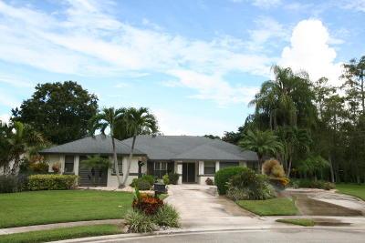 Wellington Single Family Home For Sale: 1315 Wood Row Way
