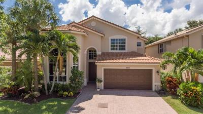 Boynton Beach Single Family Home For Sale: 12653 Colony Preserve Drive