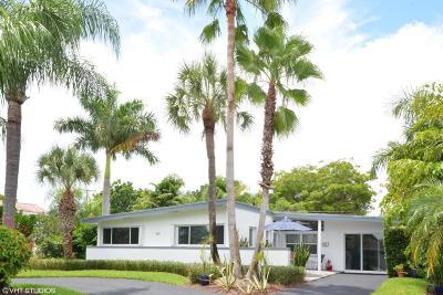 Boca Raton Single Family Home For Sale: 1165 NE 2nd Terrace