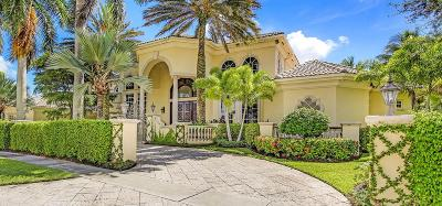 Delray Beach Single Family Home For Sale: 5678 Vintage Oaks Circle