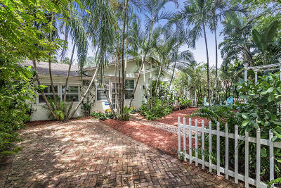 West Palm Beach Single Family Home For Sale: 927 Ardmore Road