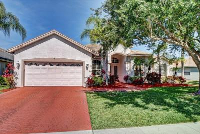 Boca Raton Single Family Home For Sale: 21707 Abington Court