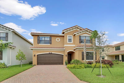 Delray Beach Single Family Home For Sale: 8059 Cactus Quartz Circle