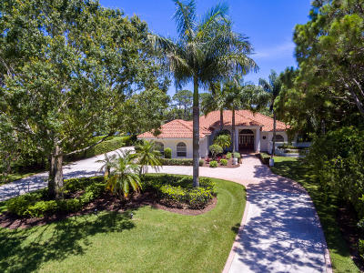 Port Saint Lucie Single Family Home Contingent: 10777 Grey Heron Court