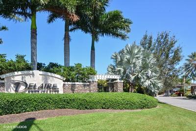 Delray Beach Single Family Home For Sale: 4780 Cherry Laurel Lane