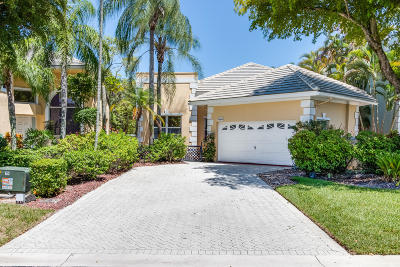 Boca Raton Single Family Home For Sale: 7996 Travelers Tree Drive