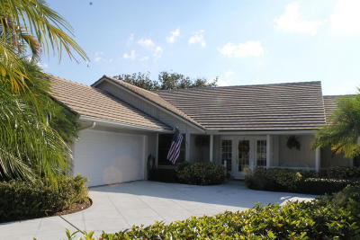 Palm Beach Gardens Single Family Home For Sale: 5 Durness Court