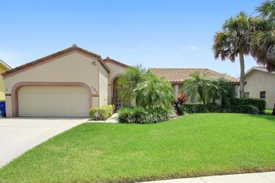 Royal Palm Beach Single Family Home For Sale: 137 Elysium Drive