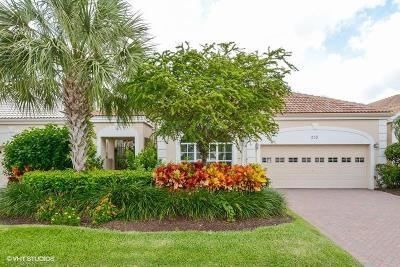Palm Beach Gardens Single Family Home For Sale: 235 Coral Cay
