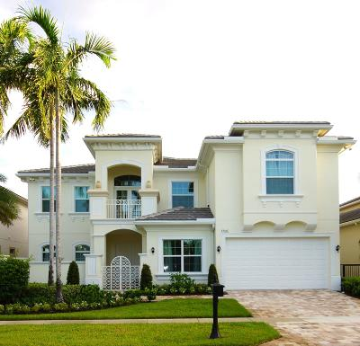 Juno Beach Single Family Home For Sale: 1725 W Hemingway Drive