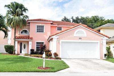 Deerfield Beach Single Family Home For Sale: 4743 NW 3rd Street