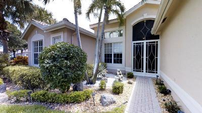 Boynton Beach Single Family Home For Sale: 11699 Caracas Boulevard