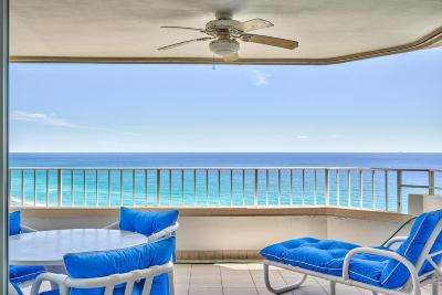 Boca Raton Condo Sold: 500 S Ocean Boulevard #2207