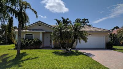 Jensen Beach Single Family Home For Sale: 502 NW Ember Way