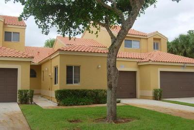 Boca Raton Single Family Home For Sale: 10455 Lake Vista Circle