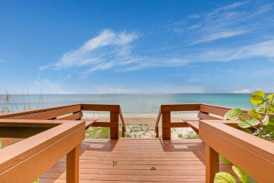 Singer Island Condo For Sale: 5460 Ocean Drive #7c