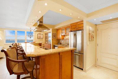 Aquarius Condo For Sale: 5440 Ocean Drive #701